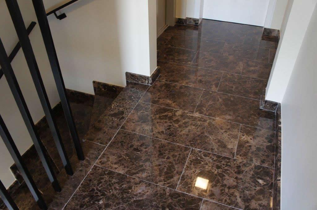 Marmer trappen van Cnaepkens-luyckx